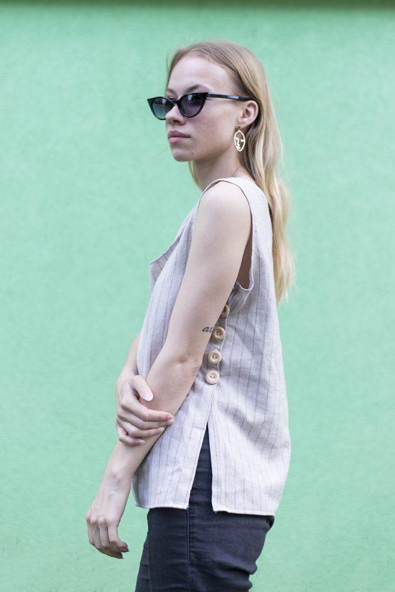 ľanové-tričko-nosimumenie