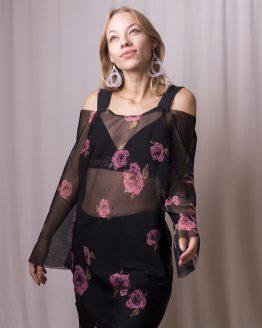 Tričko roses nosimumenie