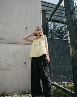 žlté-tričko-nosimumenie